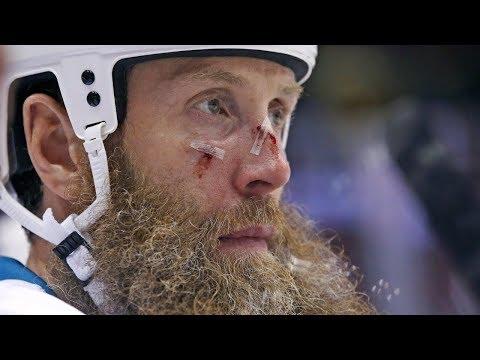 The 2017–18 NHL All-Beard Team