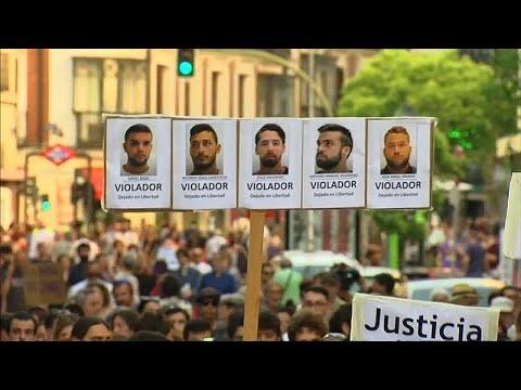 دعوات لإقامة العدل بين الأجناس بسبب العنف ضد المرأة في إسبانيا …  - 19:22-2018 / 7 / 6