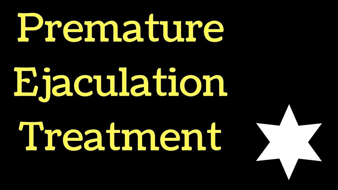 Tidlig sædafgang behandling - Sådan Cure tidlig ejakulation 5-1265