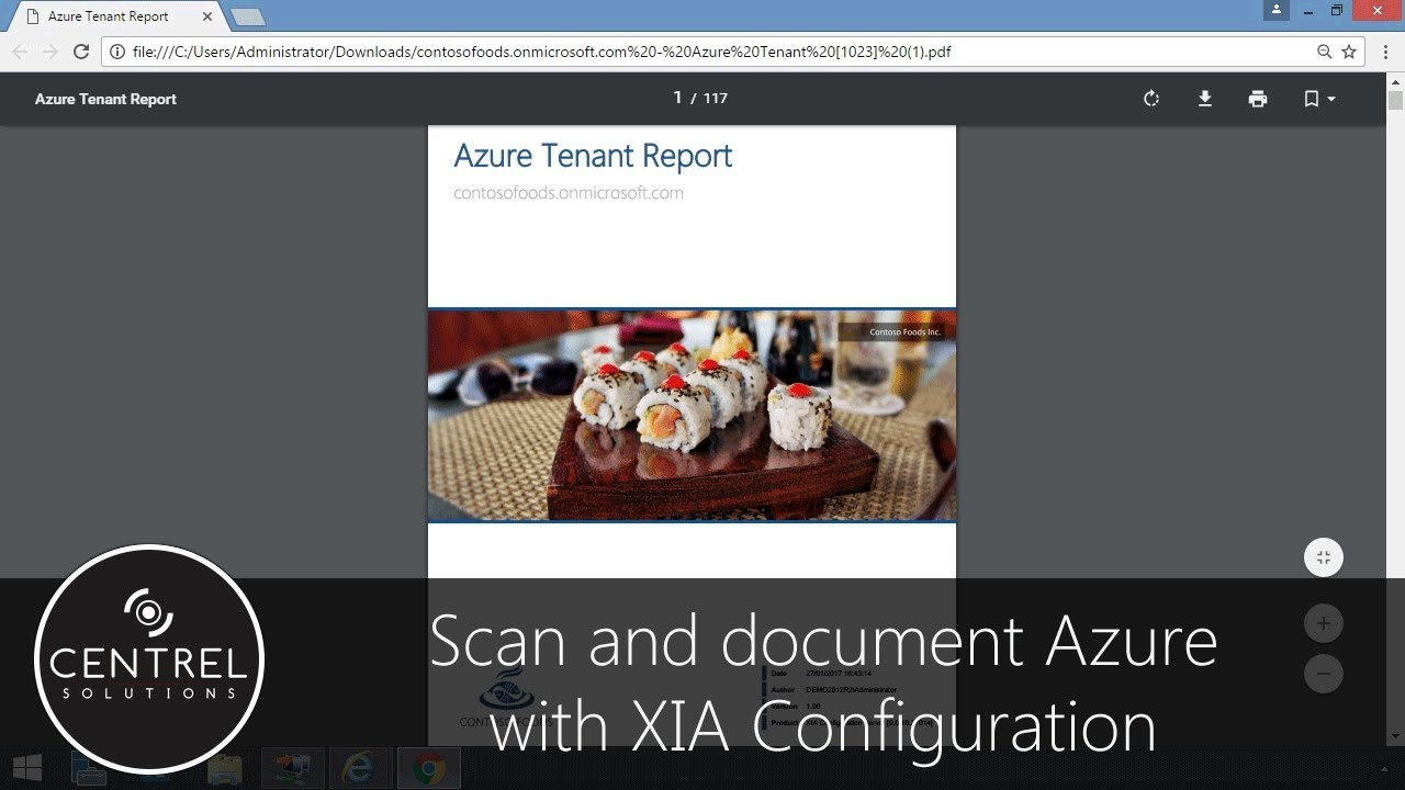 Azure Documentation Tool Tutorial