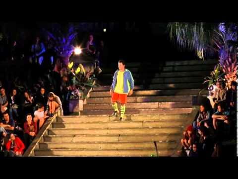 Britten's A midsummer night's dream (part 2). Brazilian premiere. Parque Lage 2013