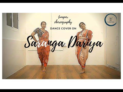 Saranga Dariya| Dance cover| Mangli| Sai Pallavi| Love Story| Shekar Kammula| TUNEPOX CHOREOGRAPHY