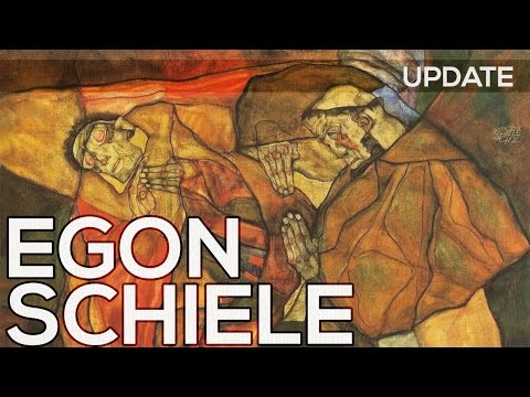 Egon Schiele: A collection of 365 works (HD) *UPDATE