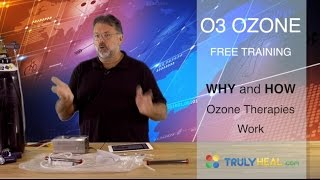 Why and how ozone therapy works for healing. Check this video and k...