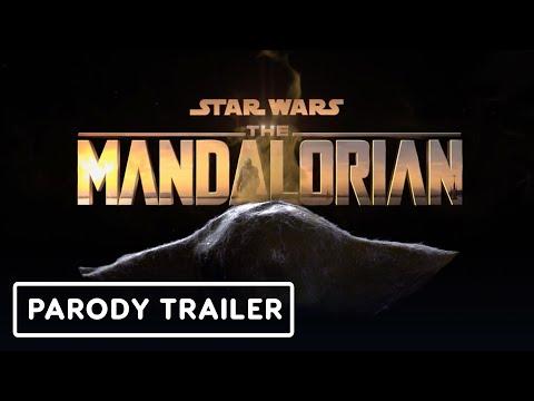 The Mandalorian Season 2 - Teen Yoda Parody Trailer