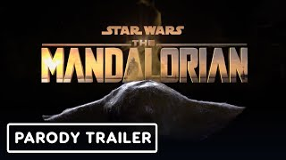 The Mandalorian Season 2 - Teen Yoda Parody Trailer