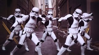 CAN'T STOP THE FEELING! - Justin Timberlake (Stormtroopers Dance Moves & More) PT 6