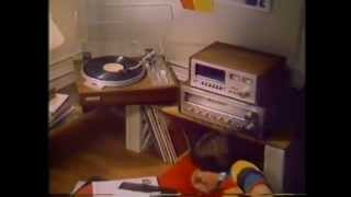 Pioneer hi-fi commercial (1977)