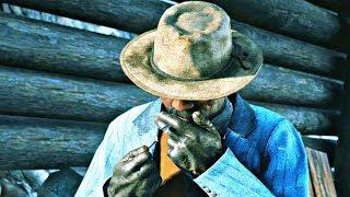 Red Dead Redemption 2 - Duel VS Black Cowboy (Secret Boss Fight)