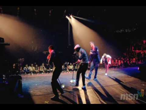 Backstreet Boys - I'll Never Break Your Heart (live concert)