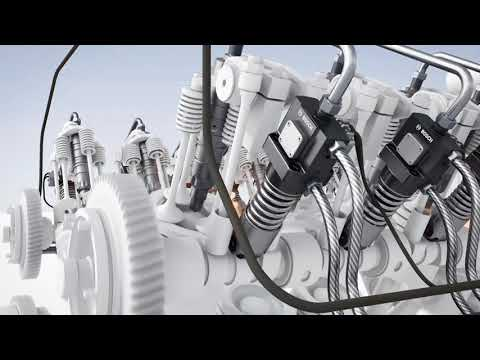 EN | Bosch Unit pump system and unit injector system - YouTube