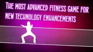 Get Fit With Mel B in game KInect HD video game trailer X360