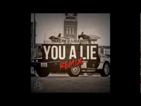 Rockie Fresh - You A Lie (Instrumental)