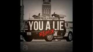 Rockie Fresh - You A Lie (Instrumental)