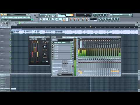 Removing Vocals From A Song(karoake)-FL Studio 9