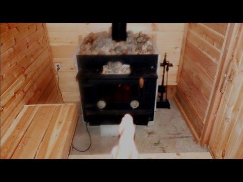 видео: Как сделать сауну своими руками