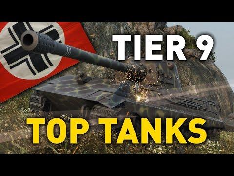 World of Tanks || Top Tanks - Tier 9