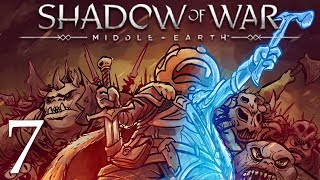 Middle Earth Shadow of War Gameplay Walkthrough Part 7: A Bub Named Shelob