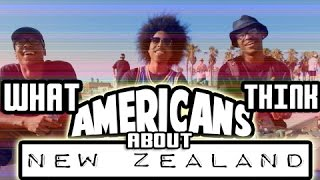 What Americans Think About New Zealand