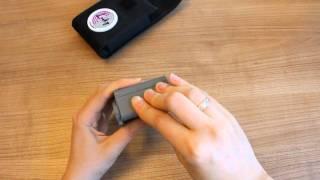 Looky+ : batterijen installeren - Nederlandse instructievideo