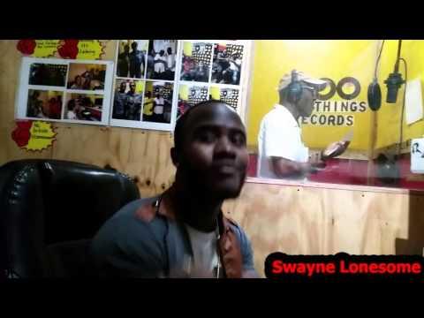 Carlton Livingston -Trodding Through The Jungle - Dub for Swayne Lonesome