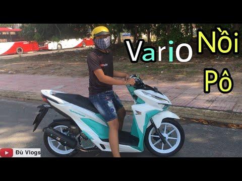 Đù Vlogs | Review Vario Nồi & Pô Quặn Là Bay!!