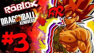 FALSE SUPER SAIYAN IS FINALLY MINE! | Roblox: Dragon Ball Xenoverse BR (Updated) - Episode 3
