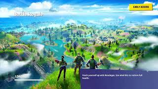 Fortnite new season new map live na/West