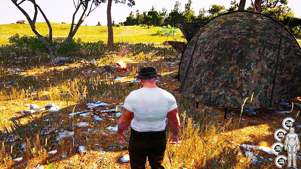 Scum 32 Minutes Of Gameplay Demo New Open World Survival