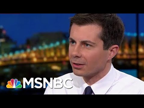 Pete Buttigieg On Coming Out As Gay: 'You Only Get To Be One Person' | Rachel Maddow | MSNBC