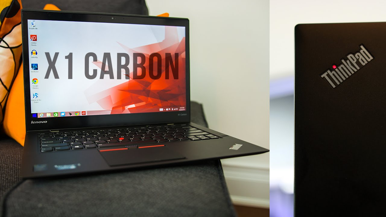 Lenovo ThinkPad X1 Carbon Review (2015) - 4 Months Later! - YouTube