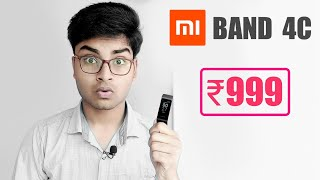 Mi Band 4C Launch Date in India | Price & Specifications