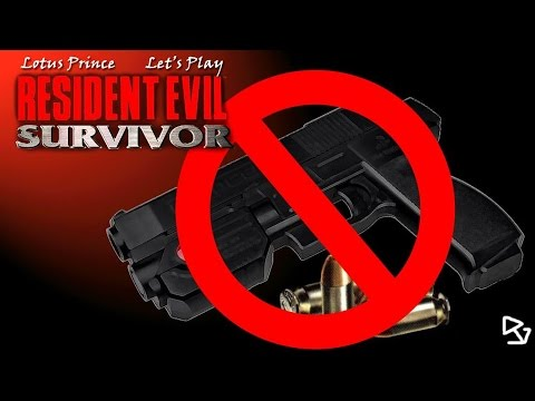 Resident Evil Survivor: Part 1A - Lotus Prince Let's Play