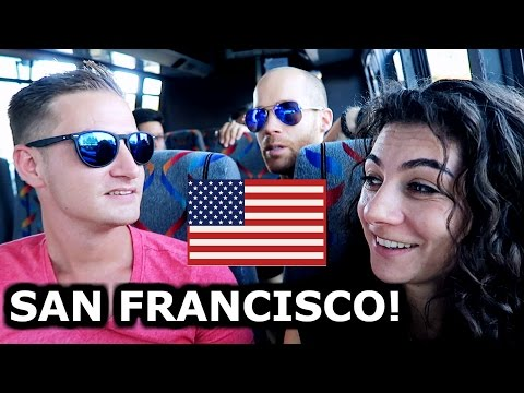 LET'S GO TO AMERICA! - TRAVEL VLOG 416 | TRAVEL VLOG IV