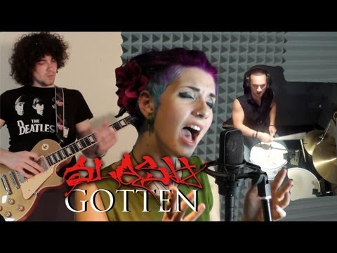 'GOTTEN' by Slash (feat Adam Lavine)- FULL COVER - Performed by Lauren Tate, Karl Golden & Lion