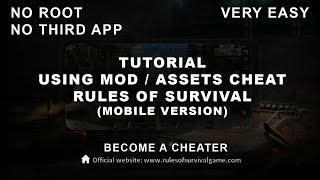 cheat ros android no root