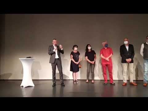 Kommunalwahl 2020: Frank Steins Dankesredes