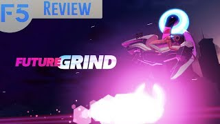 FutureGrind Review: Gravity-Defying Stunt Biking! (Video Game Video Review)