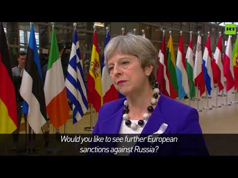 May: Russian threat does not respect borders