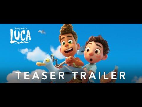 Luca | Trailer Oficial | Legendado | Em Breve