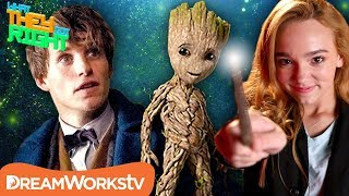 Baby Groot in Fantastic Beasts?! | WHAT THEY GOT RIGHT
