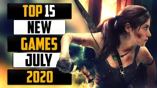 TOP 15 NEW ANDROID GAMES OF THE MONTH JULY 2020 | High Graphics (Online/Offline)