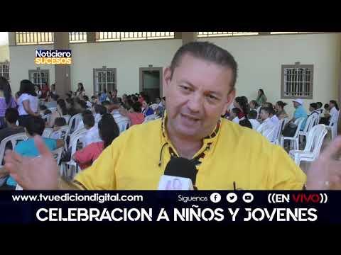 Celebracion a niños y jovenes