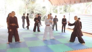 Những Thế Căn Bản Của Phật Quang Quyền Trình Độ II Phần 1 - Thiền Tôn Phật Quang