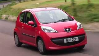 Peugeot 107 2013 Videos