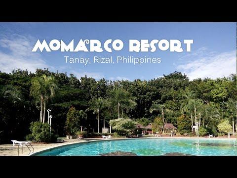 Momarco Resort   Tanay, Rizal