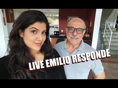 Emilio responde - Live