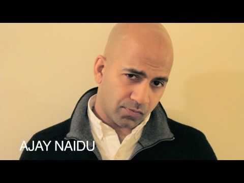 Ajay Naidu, Will You Help Me Promote My Comedy Special?