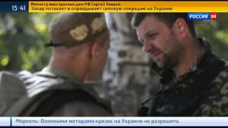 Никита Михалков представил видео-дневники ополченца Константина Трифонова
