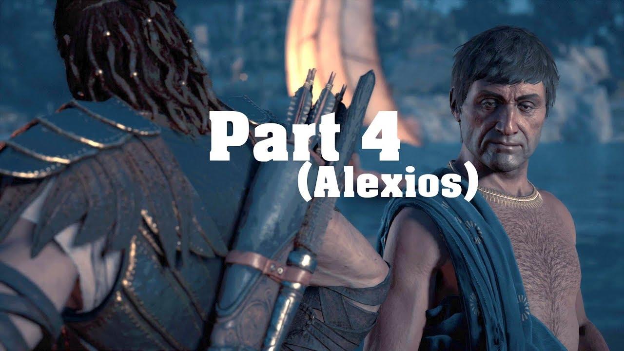 AC Odyssey Gameplay 41 - Alexios - YouTube